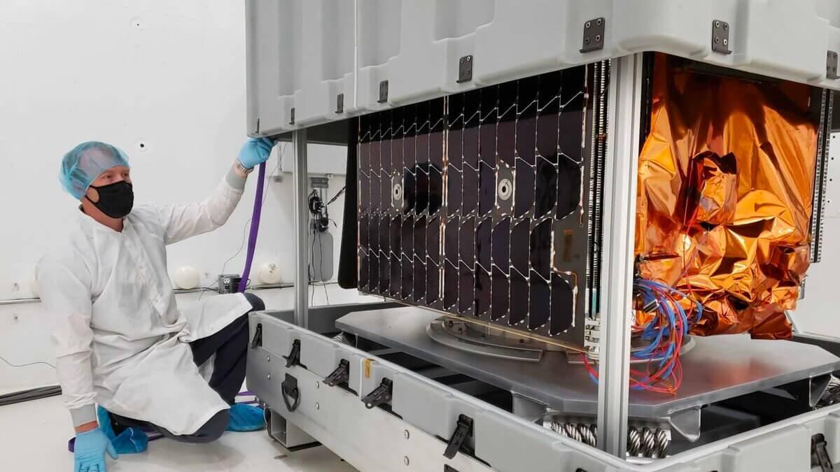 Astranis raises $250 million for Communication Satellites.