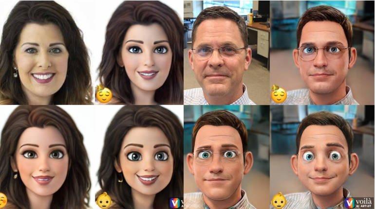 Voila AI Artist has Become Viral