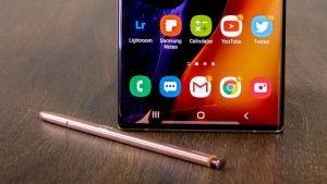 Galaxy Z Fold 3 will Support a Stylus
