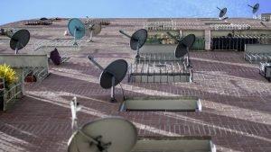 Amazon Requires Facebook's Satellite Screen