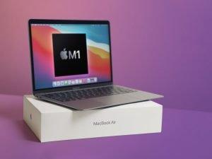 Apple MacBook M1 is on Sale on Amazon